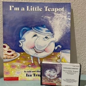 Im a Little Teapot Book/Tape